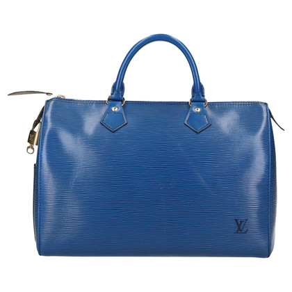"Louis Vuitton ""Speedy 30 epi leather"""