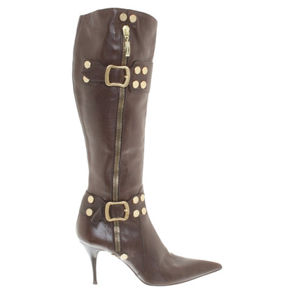 Cesare Paciotti Boots in brown