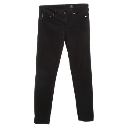 Adriano Goldschmied Trousers in black