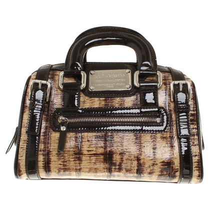 Dolce & Gabbana small bag patterned