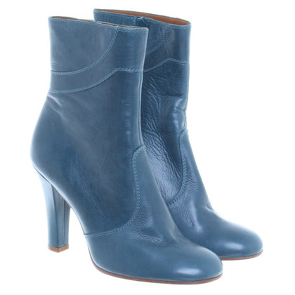 Marc Jacobs Stiefeletten in Petrol