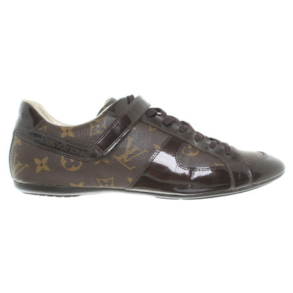 Louis Vuitton chaussures de sport Monogram Canvas