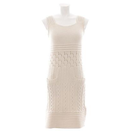 Hugo Boss Knit dress with lace pattern