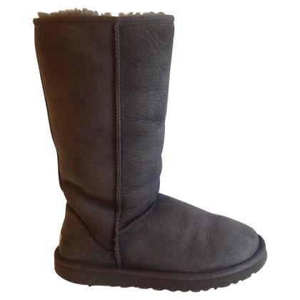 UGG Australia Boots in Gray