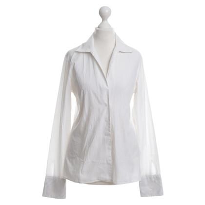 Burberry Modello con bottoni camicia