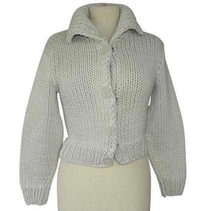 Maison Martin Margiela Coarse knitted vest