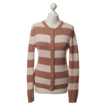 Bruno Manetti Cardigan with stripes design
