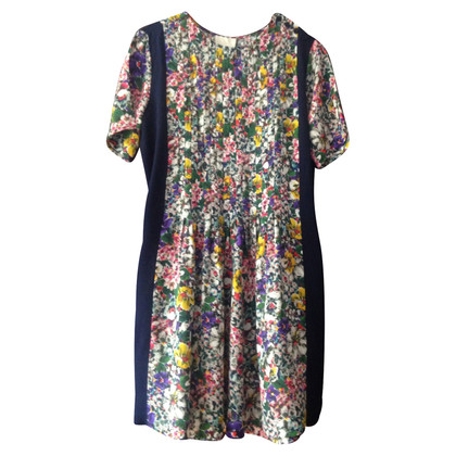Band of Outsiders Florales Sommerkleid