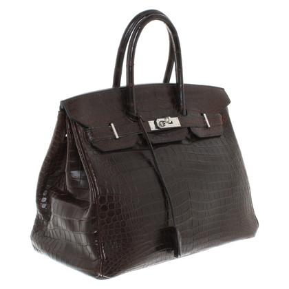 "Hermès ""Birkin Bag 35 Crocodylus Porosus"""