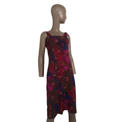 Christian Dior Vestire con un motivo floreale
