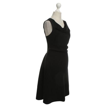Bottega Veneta Kleid in Schwarz