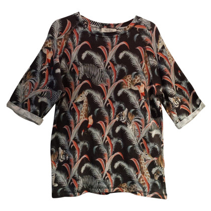 Paul & Joe Pullover mit Animal-Print
