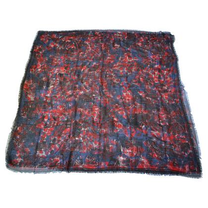 Alexander McQueen Cloth with silk content