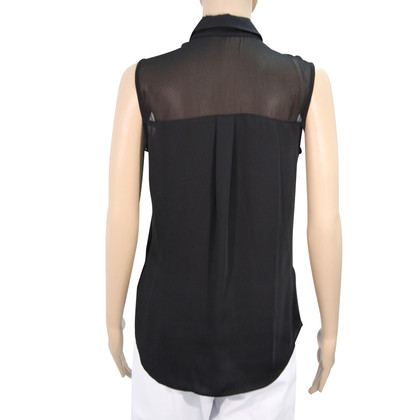 DKNY top in black