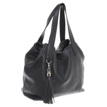 Coccinelle Shopper in black