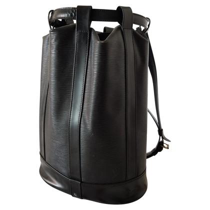 "Louis Vuitton ""Sac Randonnée Epi Leather"""