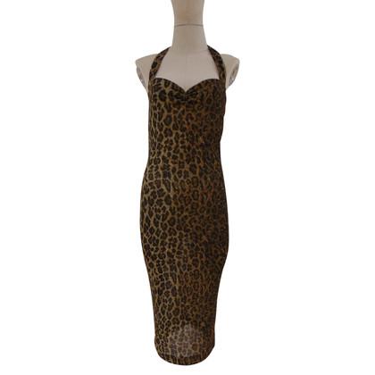 Dolce & Gabbana Dolce & Gabbana D & G Leopard-jurk
