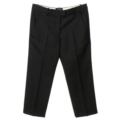 Isabel Marant Wool pants in black