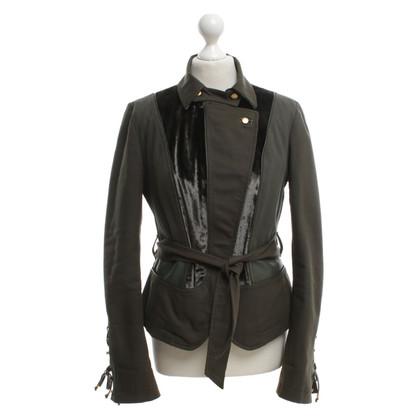 Roberto Cavalli Jacket in khaki