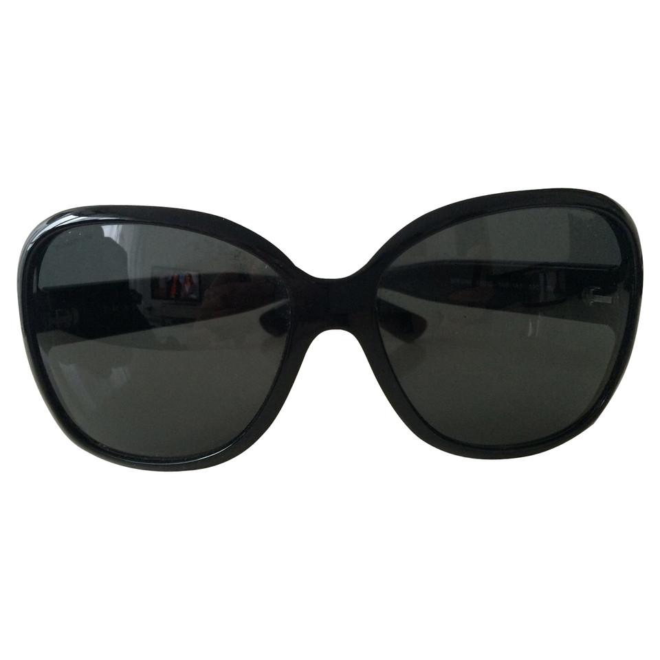 Prada Sonnenbrille in Schwarz
