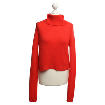 360 Sweater Cashmere sweater in red