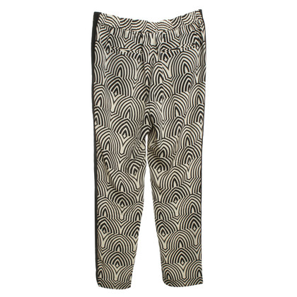 Marc by Marc Jacobs Harem pants made of silk