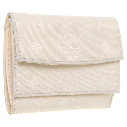 MCM Purse fabric