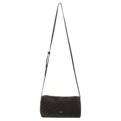 JOOP! Shoulder bag with embossed pattern