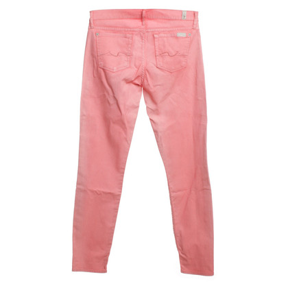 7 For All Mankind Salmon jeans