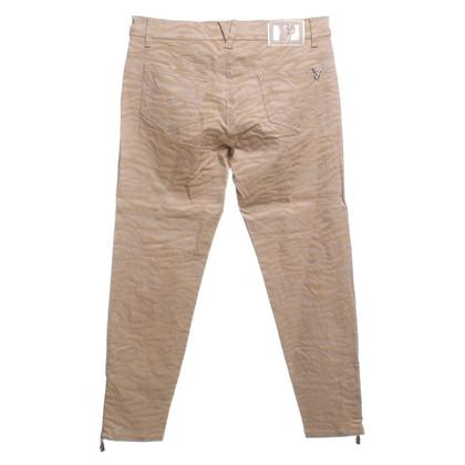Versace Pantalon beige