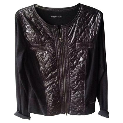 Marc Cain zwarte jas