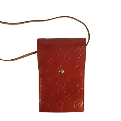 Louis Vuitton Sac à bandoulière en cuir Monogram Vernis