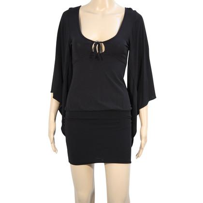 Patrizia Pepe Mini-jurk in zwart