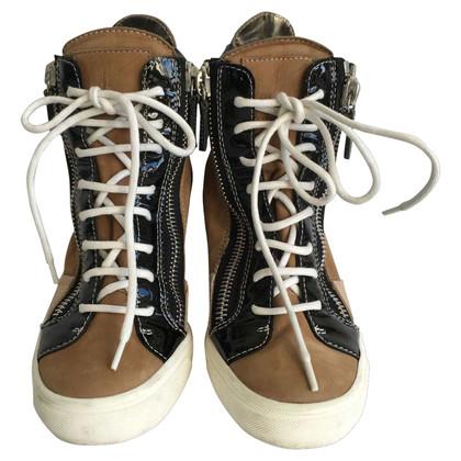 Giuseppe Zanotti chaussures de tennis