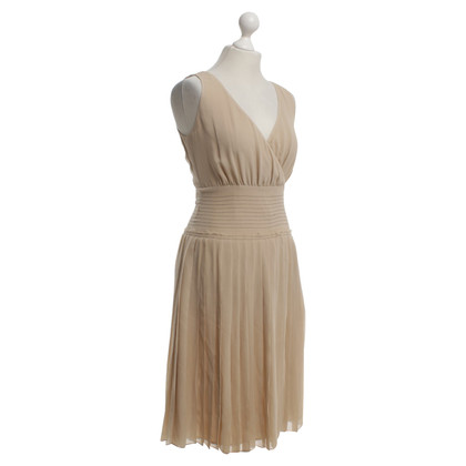 By Malene Birger Seidenkleid in Beige