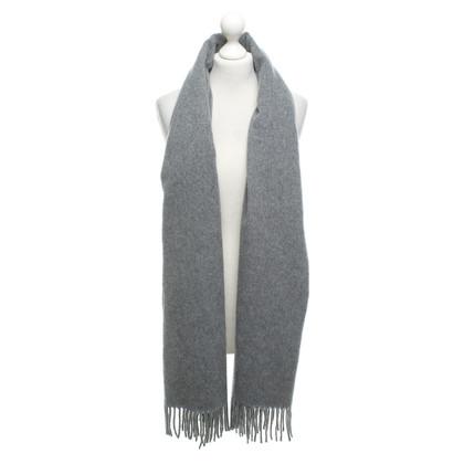 Acne Sciarpa in grigio