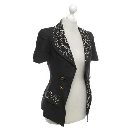 Chanel Blazer in black