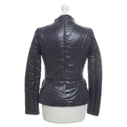 Jet Set Lightweight quilted jacket in anthracite