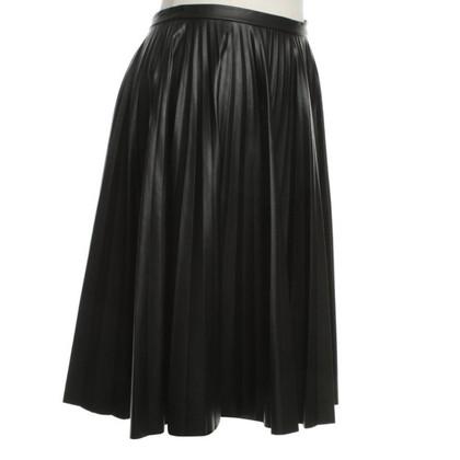 Max Mara Midi skirt with pleats