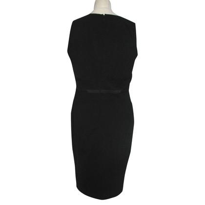 René Lezard Black dress