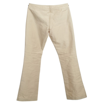 Gucci Flares in Beige