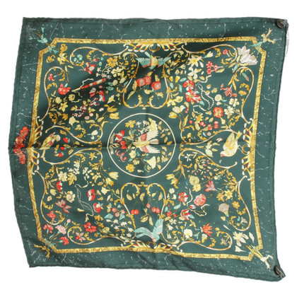 Hermès Tuch mit Muster