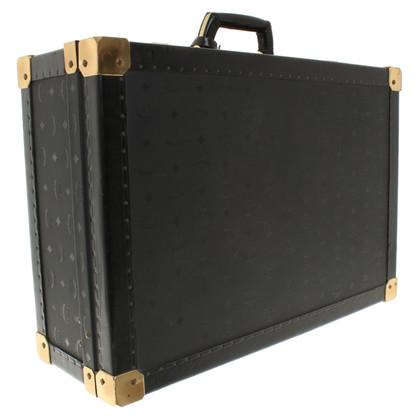 MCM Travel suitcase in black