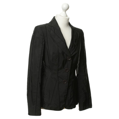 Armani Sommerjacket in Schwarz