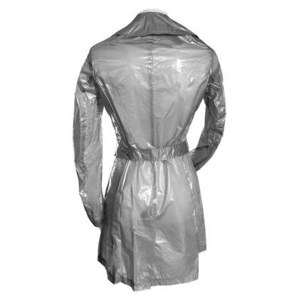 Other Designer Refrigiwear - silver rain coat