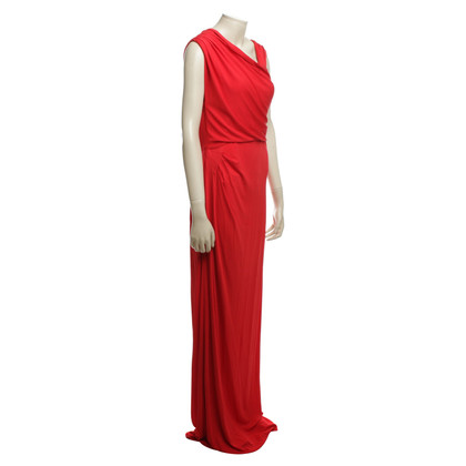 Vionnet Abendkleid in Rot