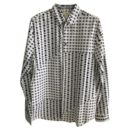 Marni for H&M blouse