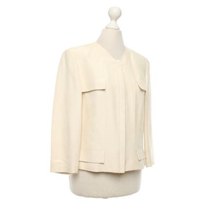 Kenzo Blazer in romig wit