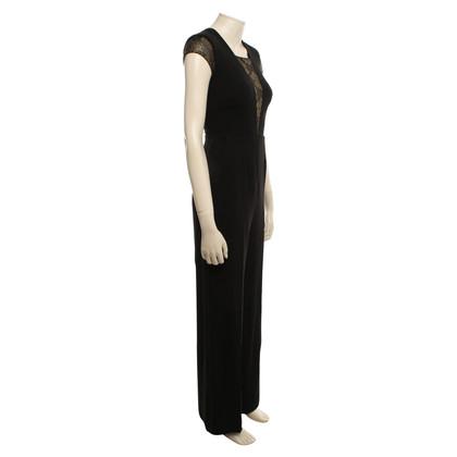 Karen Millen Black Jumpsuit