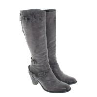 Belstaff Boots in grey